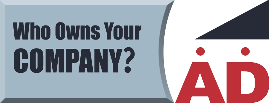 Who Owns Your Company?