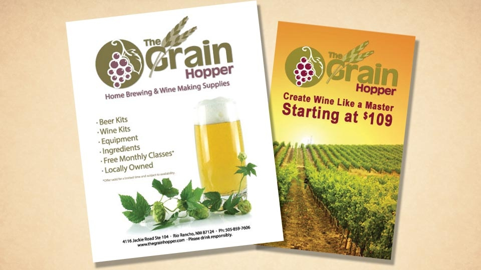 Grain Hopper Magazine Ad