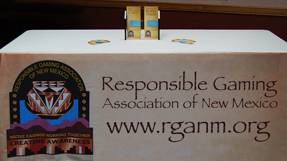 Responsible Gaming Display