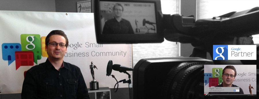 Video for Google's Small Business Community