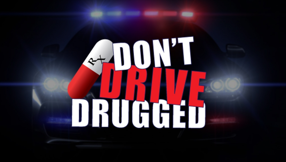 Logo for the New Mexico Drugged Driving Initiative