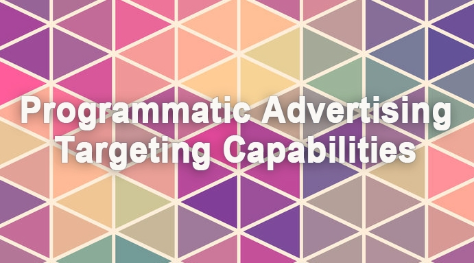 Programmatic Ad Targeting Capabilities