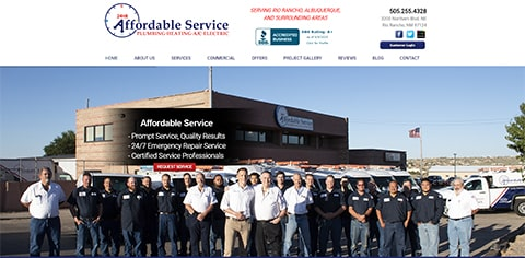 Affordable Service