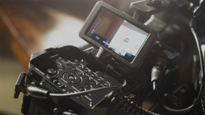 image of video production equipment