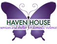 Haven House Women's Domestic Violence Shelter logo